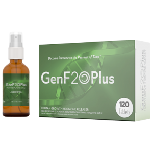 Image of GenF20 Plus, a growth hormone releaser spray